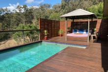 Wind Spirit Pool & Daybed