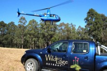 Helicopter Winery Tours are available
